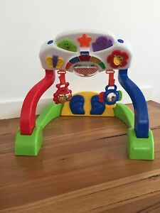 Chicco duo play gym baby activity centre