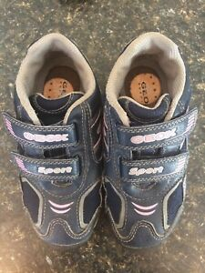 Girls GEOX running shoes