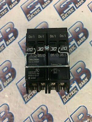 Challenger A2030ct 1 2p 20 30 Amp 240v Tandem Circuit Breaker New