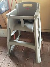 Rubbermaid High Chair Cloverdale Belmont Area Preview