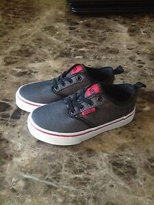 Youth size 11 Vans shoes
