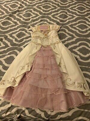 Disney Rapunzel Wedding Dress 1 Of 4,000 Limited Edition Size 4 - Rapunzel Wedding Dress