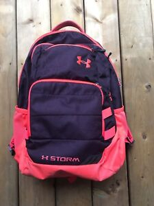 Under Armour backpacks Puma, Roxy...
