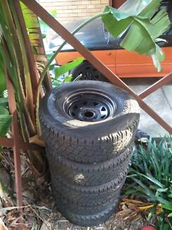 """$$ NEED GONE 15"""" Off Road Tyres. New $$"""