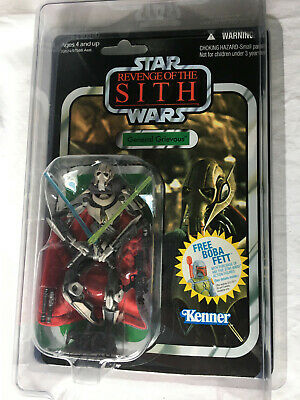 Star Wars General Grevious Vintage collection MOC 3.75inch figure