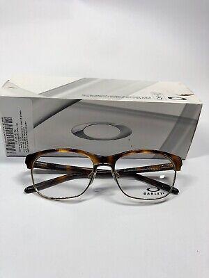 Oakley RX Eyeglasses Ponder Tortoise OX1134-0252 52-16-132 New (Oakley Glasses For Women)