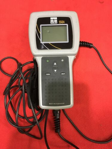 YSI Incorporated 550A Dissolved Oxygen Instrument with Probe Cable
