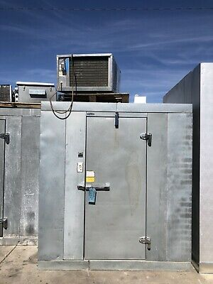 Walk In Cooler Box With Refrigeration