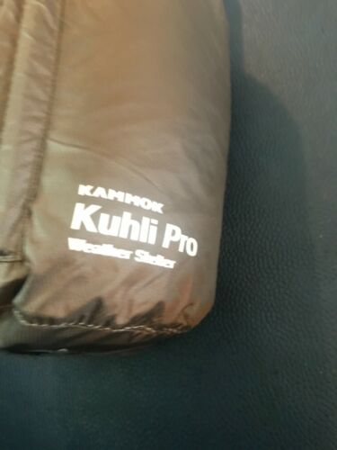 Kammok Kuhli Pro Weather Shelter Granite Color New