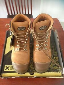 Oliver steel cap boots Waterford West Logan Area Preview