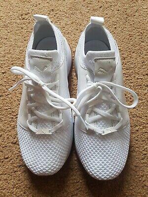 Puma Selena Gomez White Trainers Size 5