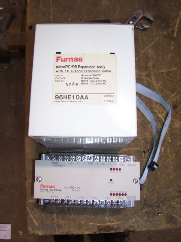 FURNAS 96HE10AA MICRO PC/96 EXPANSION ASSEMBLY