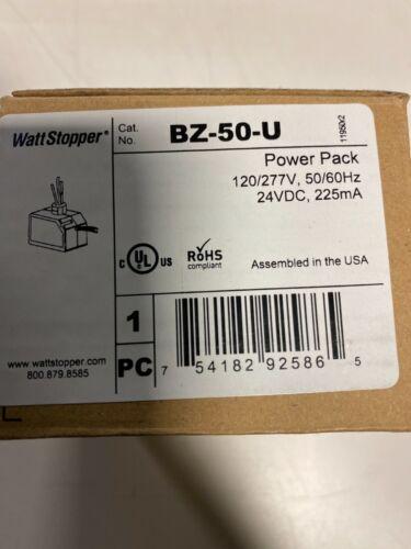 BZ-50-U Power Pack 120/277V, 50/60Hz, 24VDC, 225mA 11950r2- 10 Lot, New