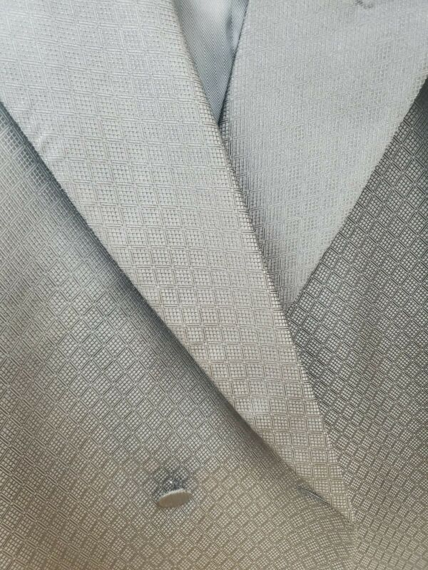 Bekishe Jewish coat kapote RABBI  Size 54 L with Belt    New   FAST SHIP! NWT