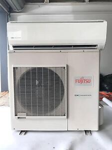 9kw Fujitsu Split System Airconditioner Cornubia Logan Area Preview