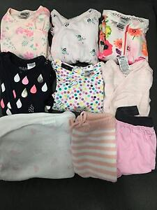 Baby girl bundle -bonds, cotton on kids, muddy, target, purebaby Northgate Brisbane North East Preview
