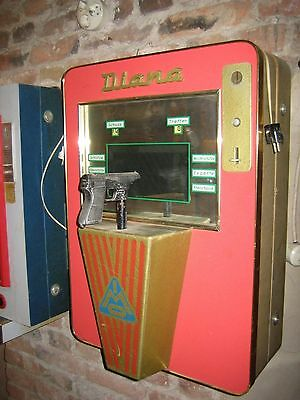 +++ Antiker IMO Spielautomat DIANA - Schießautomat - +++