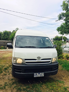 Toyota Hiace Commuter High Roof Bus Dandenong Greater Dandenong Preview
