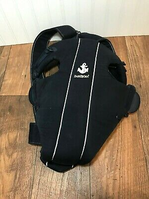 Baby Bjorn Infant Carrier - Black - 8 to 26 lbs Used Baby Wear Fold Over, Sling for sale  Shipping to India