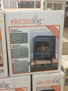 Electralog compact electric stove