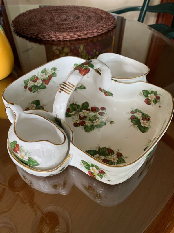 Basket Hammersley China & Dinnerware