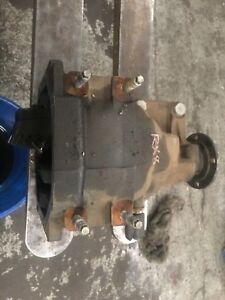 Mazda RX8 rear differential only for $100 non LSD
