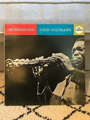 John Coltrane - Impressions - MCL Impluse! JAS 39