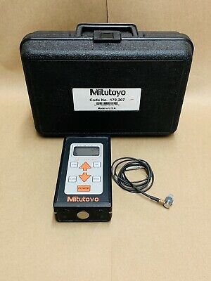Mitutoyo Ultrasonic Thickness Gauge - Fast Shipping