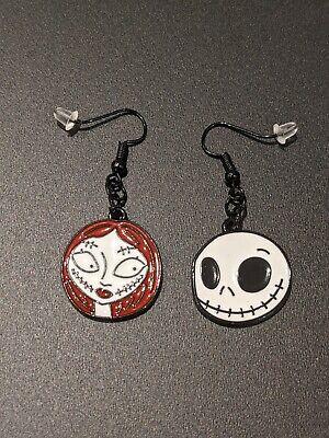Jack And Sally Dangle Earrings