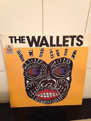 The Wallets LP Body Talk