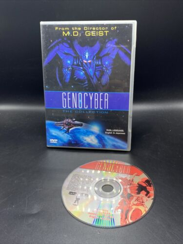 Genocyber - The Collection DVD  - $60.72