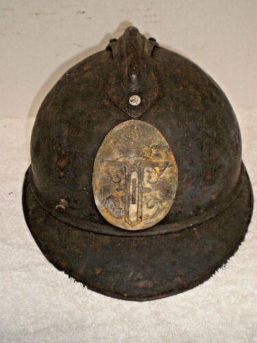 Helmet M 15  Romania, Romanian, French