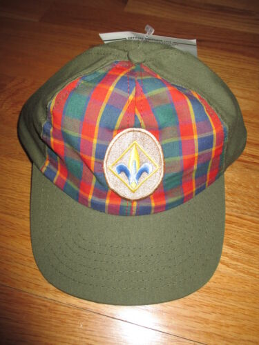 1996 SCOUT Uniform BOY SCOUTS OF AMERICA (Adjustable Snap Back) Cap w/ Tags