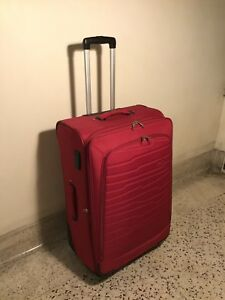 """LARGE, carry on,Luggage/Suitcase, 28"""" high"""