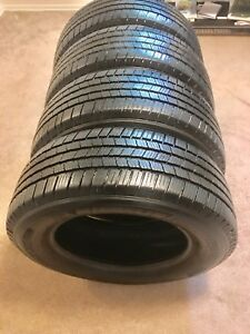 245/65/r17  Michelin tires brand new summer