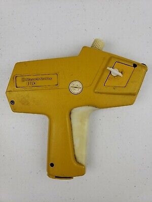 Monarch Marking Paxar 1110 Price Pricing Labeler Gun Pitney Bowes Avery Dennison