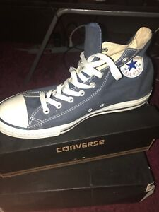 All Star Converse High Top Shoes