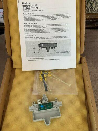 MODICON 990NAD23000 MB+T-CONECTROR