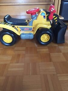 Camion fisher price