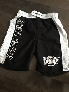 Medium youth mma shorts