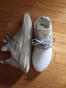 Adidas NMD XR1 (white out edition)
