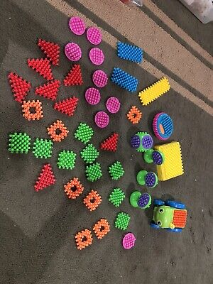 Fisher-Price Bristle Blocks
