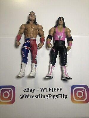 WWE British Bulldog Davey Boy Smith Action Figure Mattel WWF Summerslam Loose