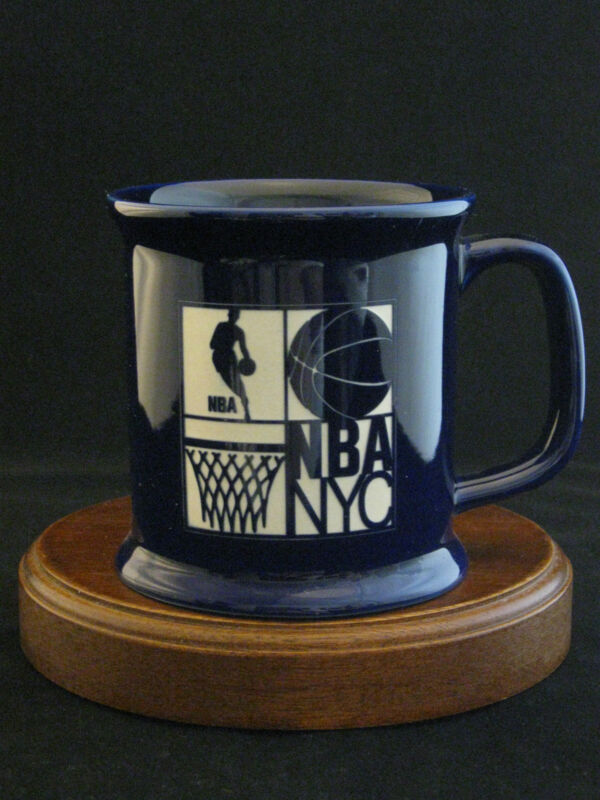 NBA NYC Blue Cobalt Mug