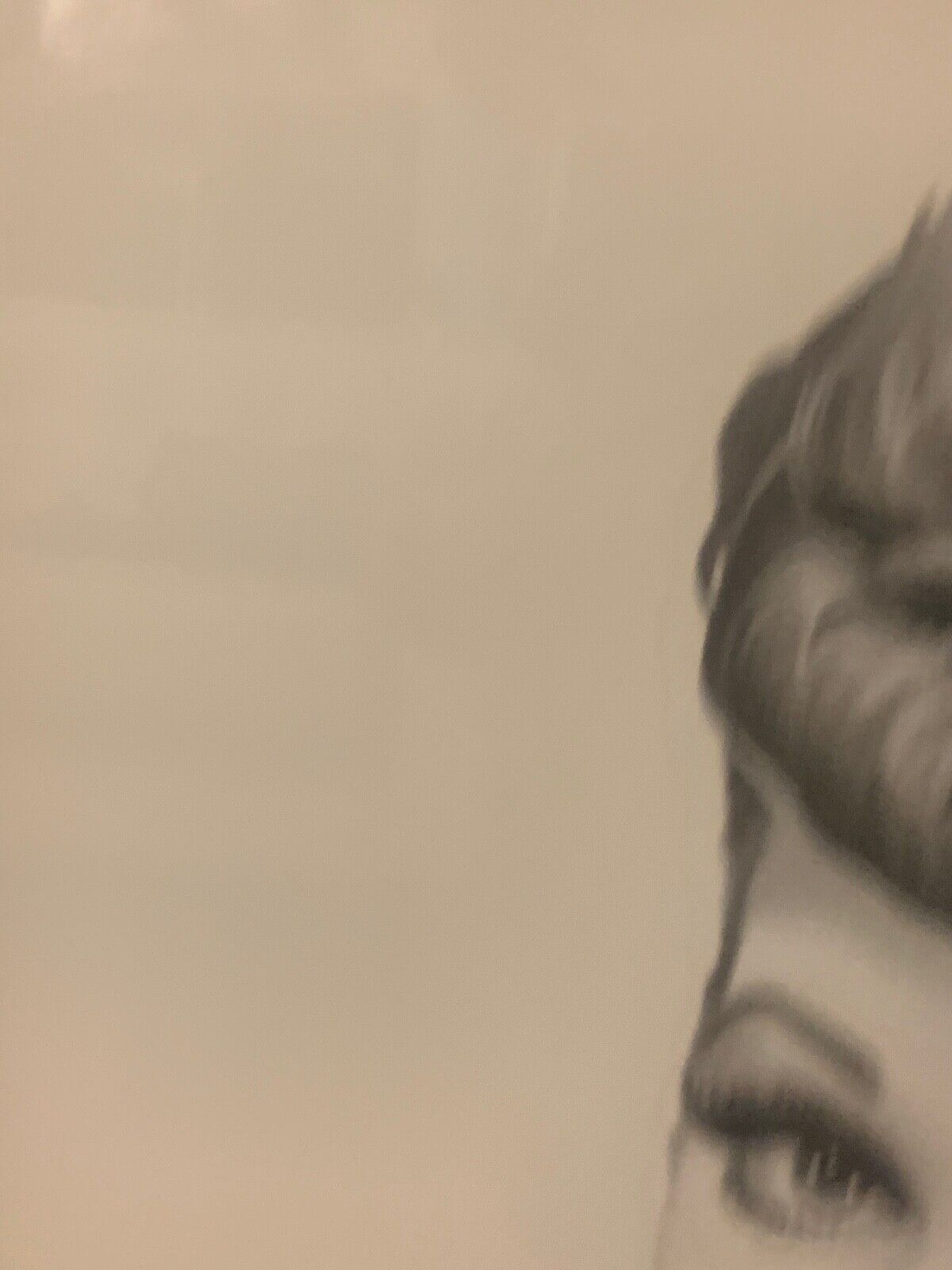 Lithograph Drawing By Gary Sanderup Of Lucille Ball 24 X 20 Framed - $79.99
