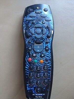 Sky remote control Atlantic HD The Wire
