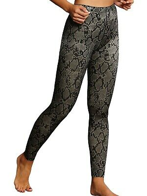 ANITA Damen sport tights massage 1696 Gr. 36-48 in  python