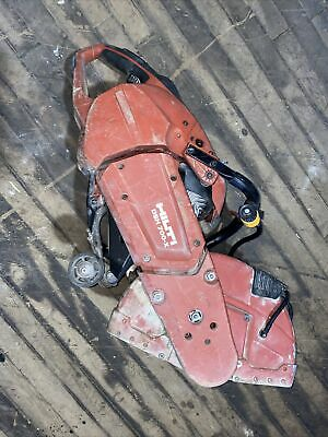 Hilti Dsh 700-x 14 In. Hand Held Gas Concretesaw No Blade