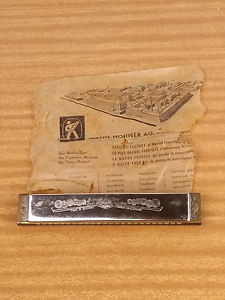 M.HOHNER HARMONICA MOUTH HARP MADE IN GERMANY Alexandria Inner Sydney Preview