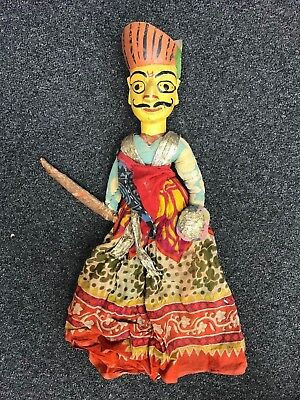 Puppet antique authentic Original India Asia